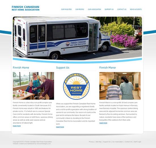Finnish Canadian Rest Home Association